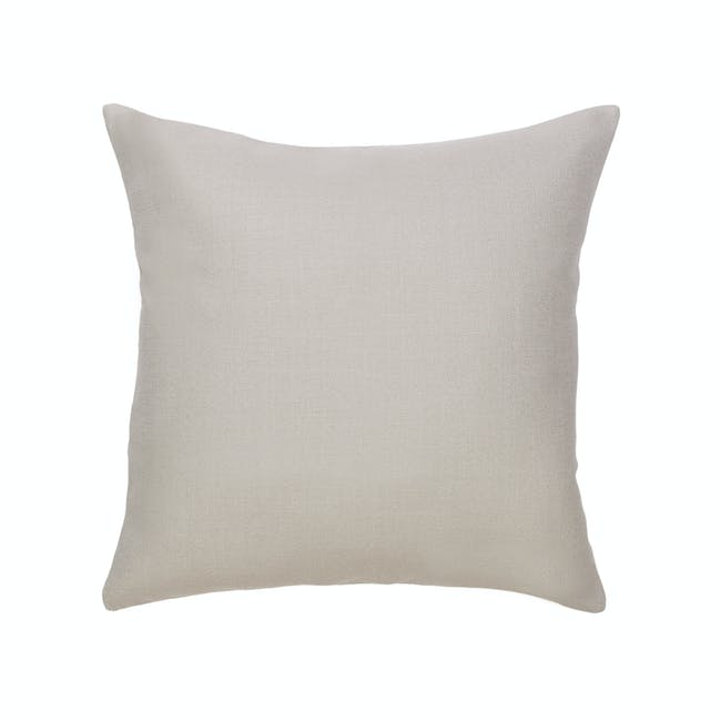 Throw Cushion - Light Grey - 0
