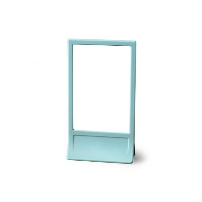 PELEG DESIGN Clipic - Easy-Change Photo Frame - Mint - 0