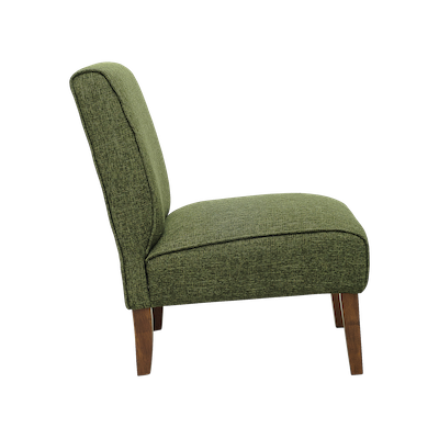 Maya Lounge Chair - Cocoa, Forest - Image 2