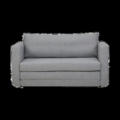 Finn Sofa Bed - Silver - Image 1