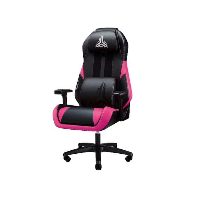 OSIM uThrone Gaming Massage Chair - Self Assembled - Pink - 0