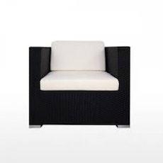 Summer Modular Sofa Set with Creamy White Cushions