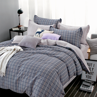 (Single) Addison 4-Pc Bedding Set - Image 2