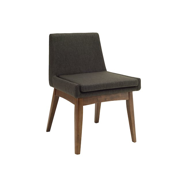 (As-is) Fabian Dining Chair - Cocoa, Mud - 0