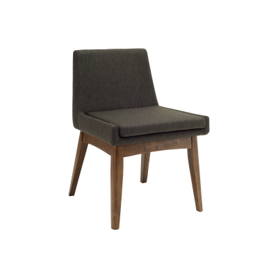 Fabian Dining Chair - Cocoa, Mud - Image 1