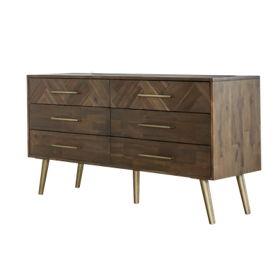 Cadencia 6 Drawer Chest - Image 2