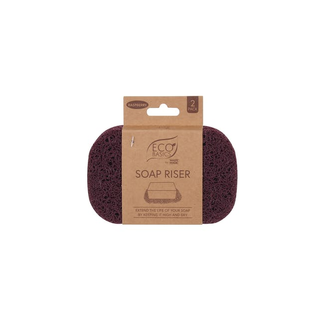 Soap Riser - Raspberry - 3