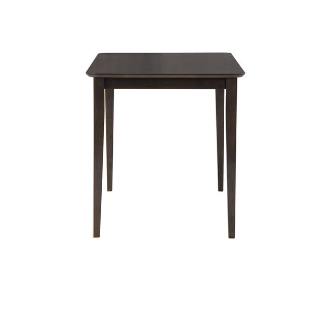 Charmant Dining Table 1.1m - Dark Chestnut - 3