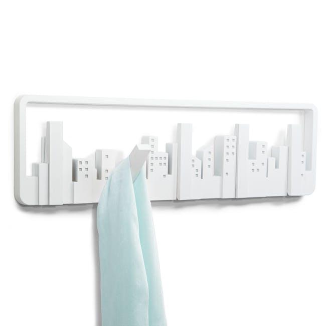 Skyline Multi Hook - White - 1