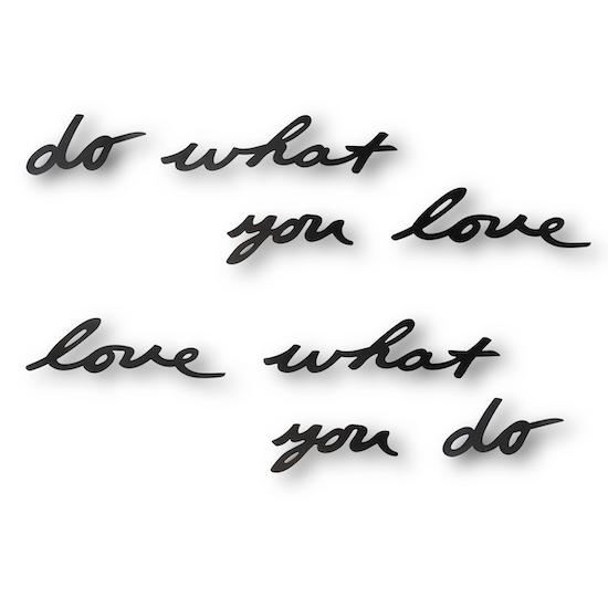 Umbra - Mantra Love V.2 Wall Decor