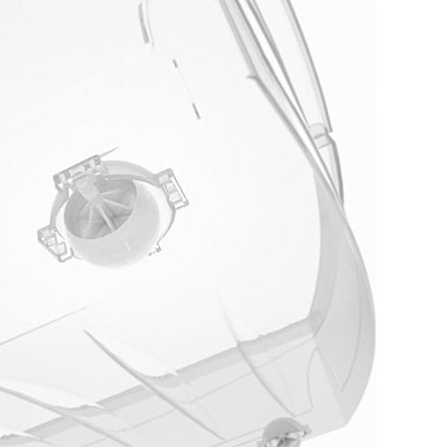 Spinning Box Transparent - M - 1