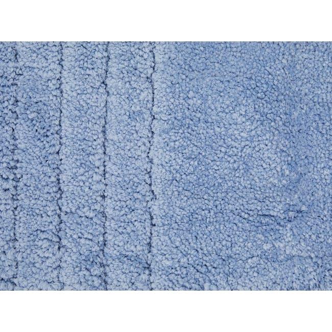 Relle Floor Mat - Periwinkle - 4