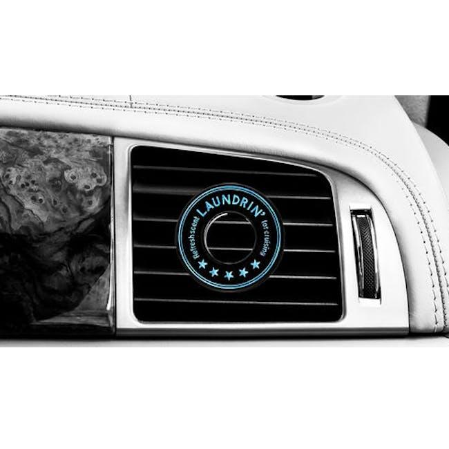 Laundrin Premium Car Fragrance - Blue 66 - 1