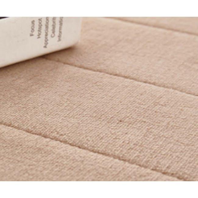Essentials Memory Foam Floor Mat - Camel - 4