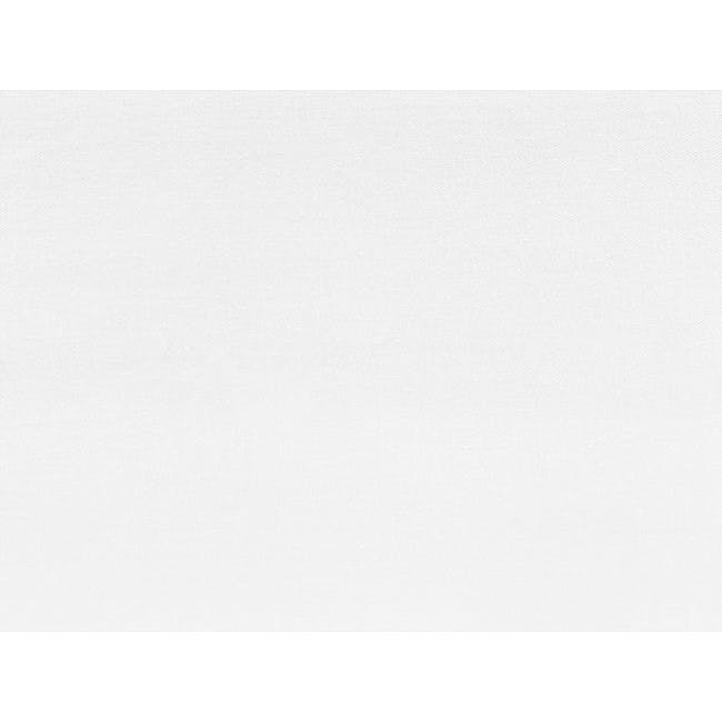 Aurora Bolster Case - White - 3