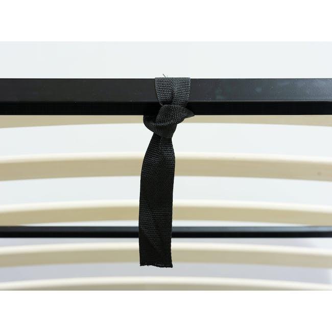 Nolan Single Storage Bed - Hailstorm - 3