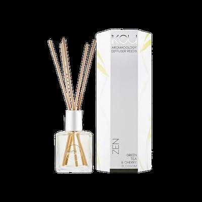 ZEN Reed Diffuser - Green Tea & Cherry Blossom - Image 2