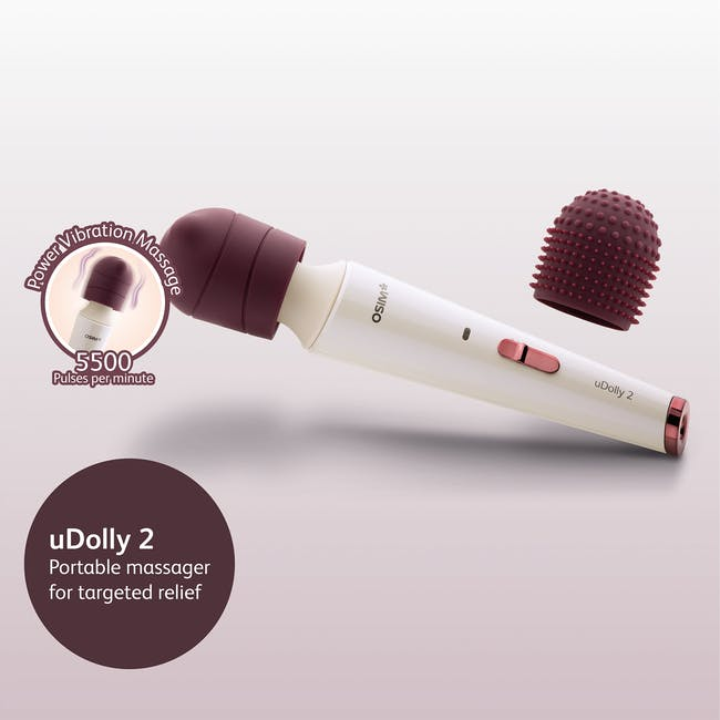 OSIM uDolly 2 Handheld Massager - 2