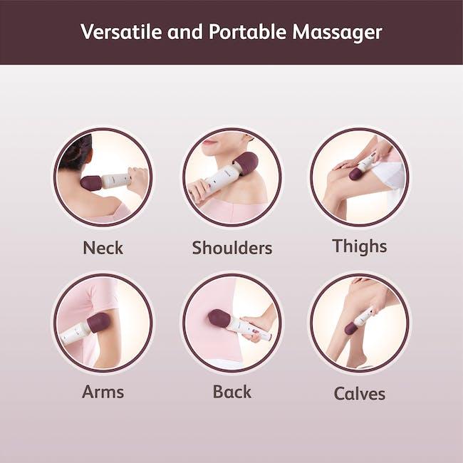 OSIM uDolly 2 Handheld Massager - 5