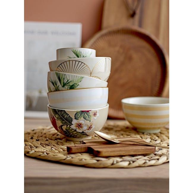 Nori Rice Bowl - Palm - 1