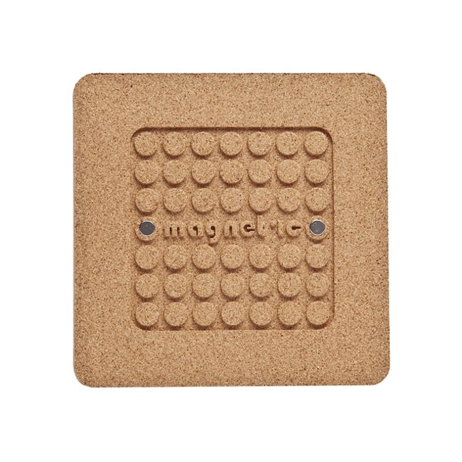 Magnetic Hot Pot Stand Square - 0