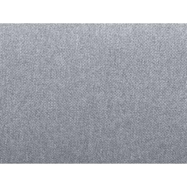 Declan 3 Seater Sofa - Oak, Ash Grey - 7