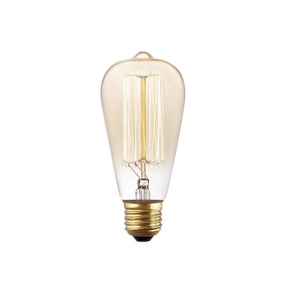 Edison ST64 Squirrel Cage Filament Bulb - Image 1