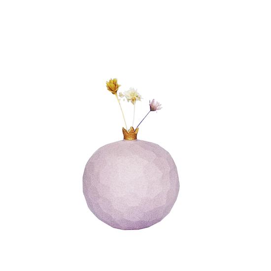 oh!eaf - Pomegranate Mini Vase - Lavender