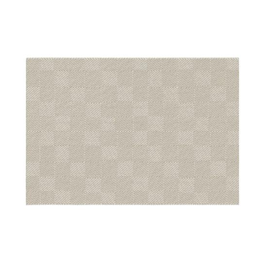 Heritage Carpets - Grace Rug 2.9m x 2m - Ecru Chequer