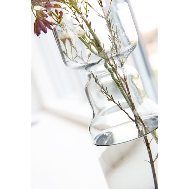 Cinth  Vase - Grey - 2