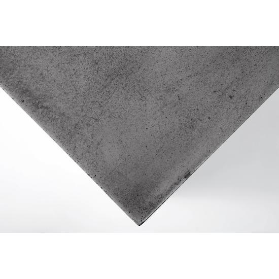Concrete Furniture by HipVan - Ryland Square Concrete Coffee Table