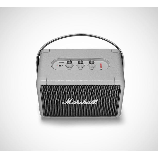 Marshall Kilburn II Wireless Speaker- Grey - 1