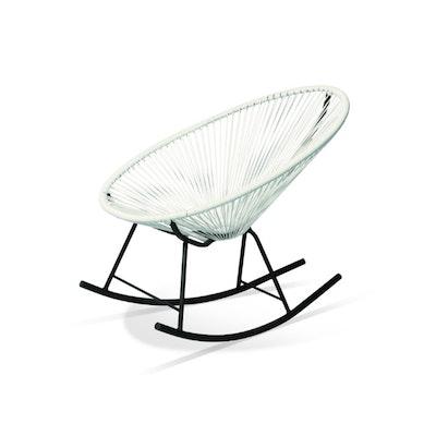 Acapulco Rocking Chair - White - Image 1