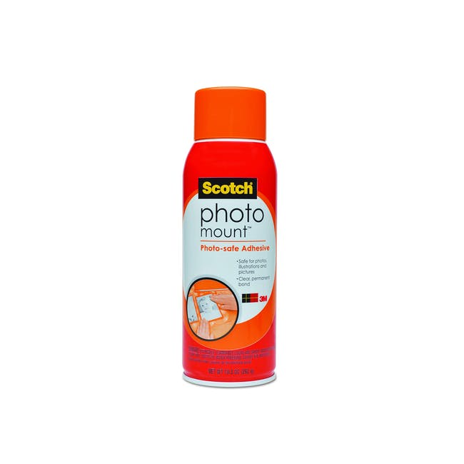 Scotch Photo Mount Photo-Safe Adhesive - 0