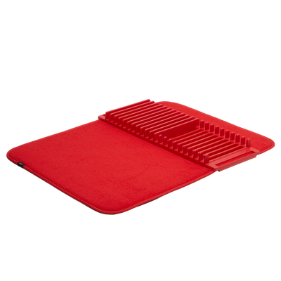 Udry Drying Mat - Red - Image 1