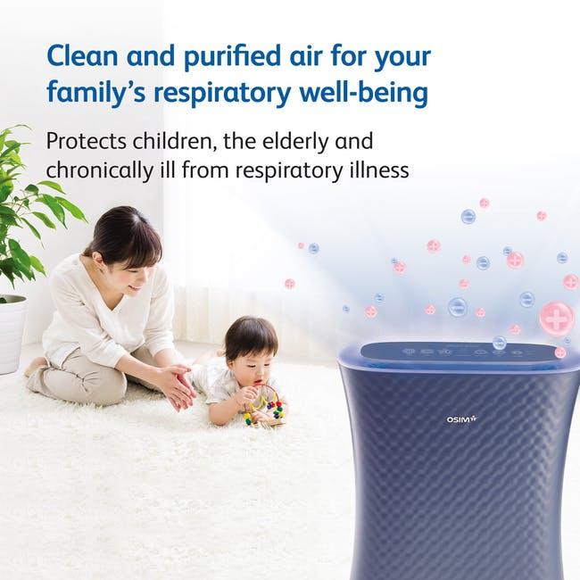 OSIM uAlpine Smart Air Purifier - 2