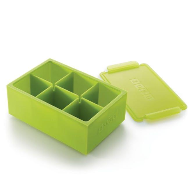 Zokua Jumbo Ice Tray (Set of 2) - 10