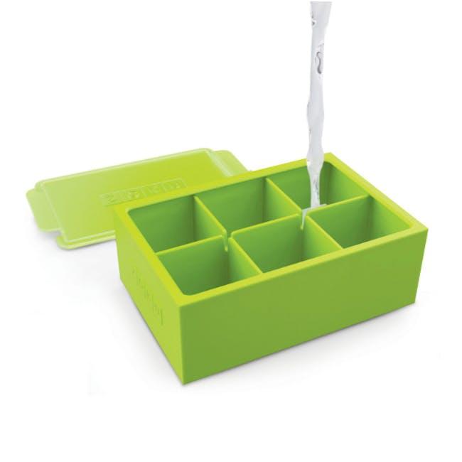 Zokua Jumbo Ice Tray (Set of 2) - 6