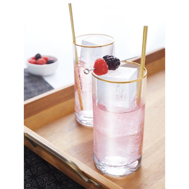Zokua Jumbo Ice Tray (Set of 2) - 4