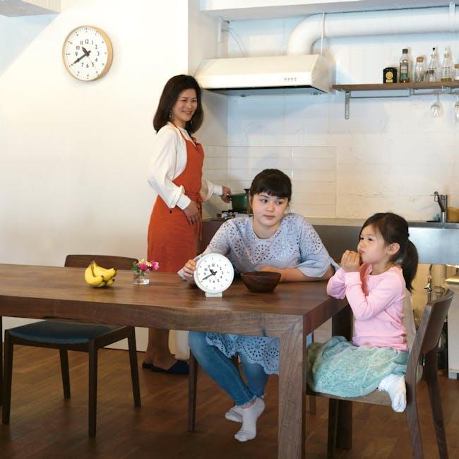 Montessori Fun Pun Clock for Table - 1