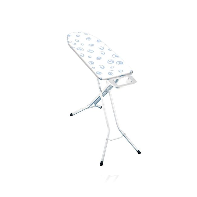 Leifheit Strong & Sturdy High Quality Gala Ironing Board with Iron Rest - 0
