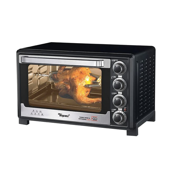 TOYOMI Electric Convection Oven 35L - TO 3533RC - 0