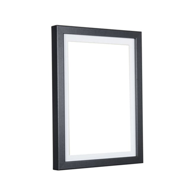 A1 Size Wooden Frame - Black - 0