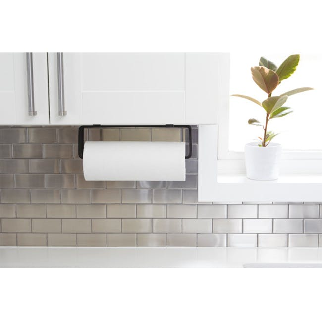 Squire Multi-Use Paper Towel Holder - Black - 3