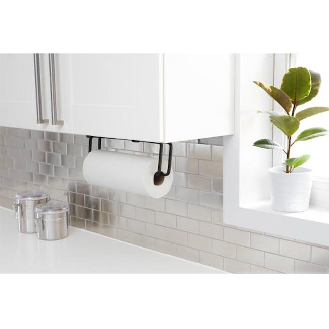 Squire Multi-Use Paper Towel Holder - Black - 5