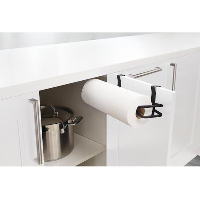 Squire Multi-Use Paper Towel Holder - Black - 4