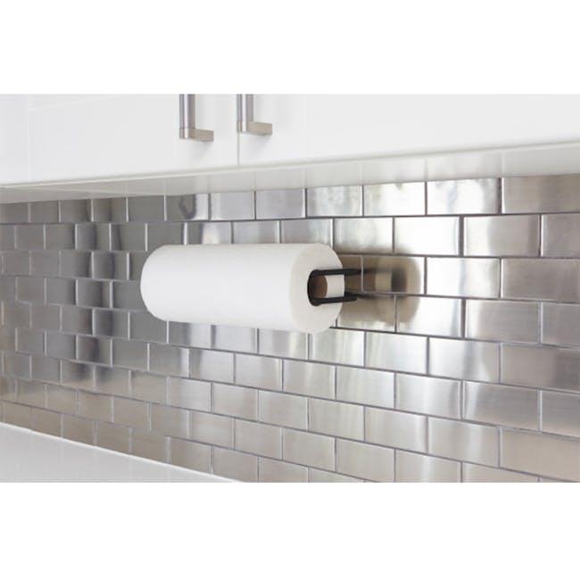 Squire Multi-Use Paper Towel Holder - Black - 6