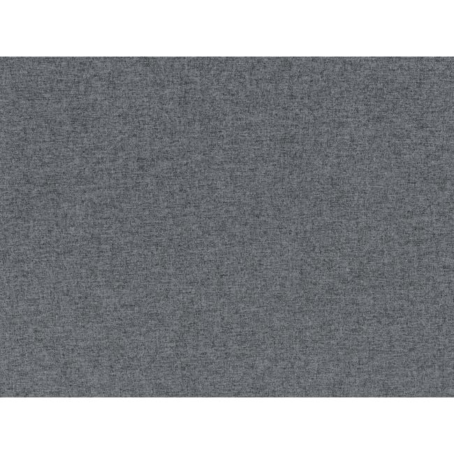 (As-is) Cadencia Armchair - Charcoal Grey (Fabric) - 7