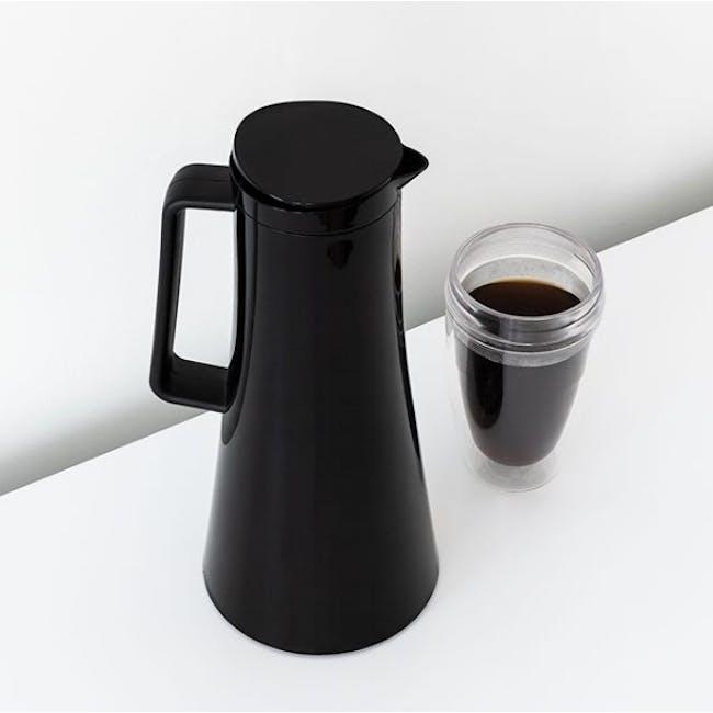 BISTRO Thermo Jug 1.1L - Black - 1