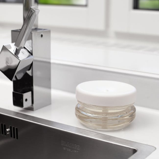 Bosign Instant Soap Dish Dispenser - White - 2